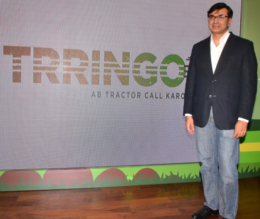 Mahindra enters agri equipment rental space with TRRINGO