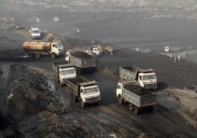 Coal India coal theft Mahanadi Coalfields