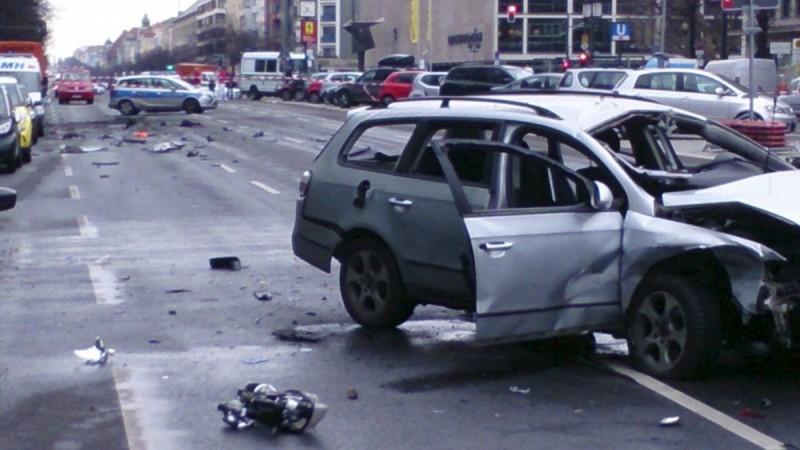 Germany car explosion