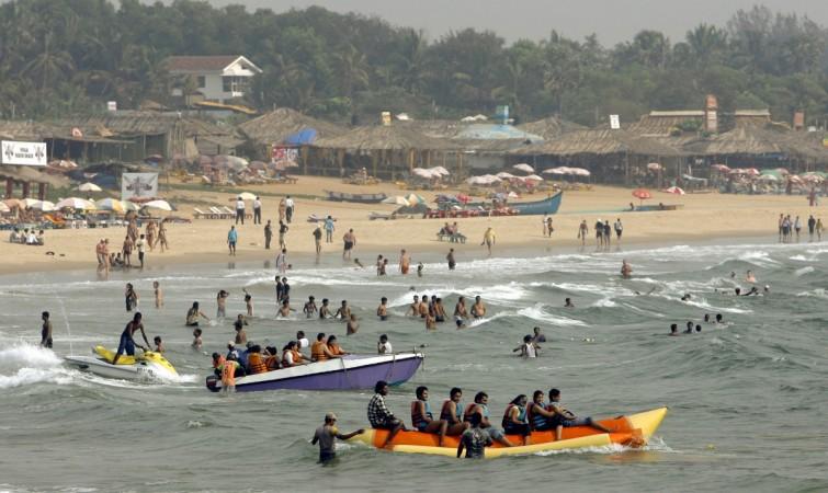 goa tourism inbound tourism