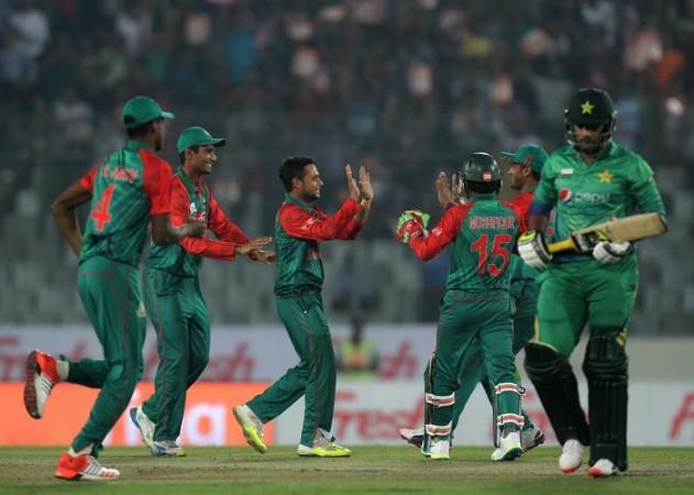 Bangladesh Pakistan Asia Cup 2016