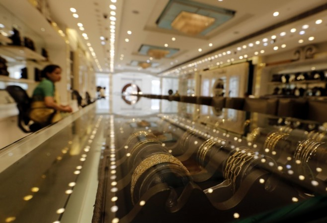 gold jewellery gold exports