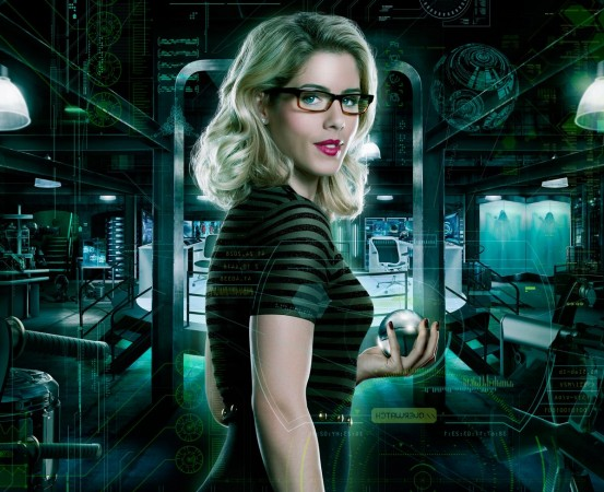 "Felicity could still be the one in the grave in ""Arrow"" Season 4."