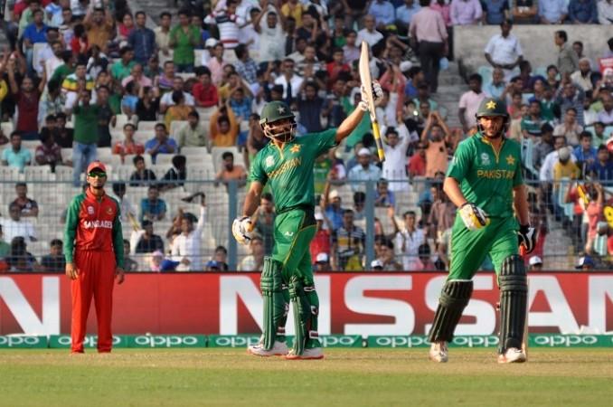 Mohammad Hafeez Shahid Afridi Pakistan World T20 2016