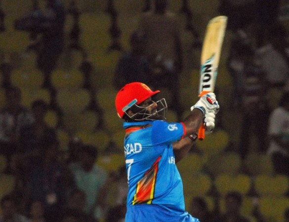 Mohammad Shahzad Afghanistan ICC World T20 2016