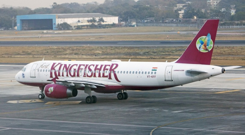 Kingfisher Airlines Vijay Mallya Airbus reduces KFA orders