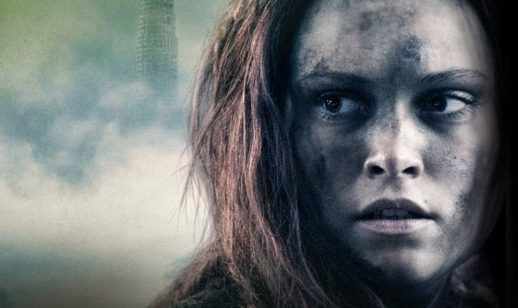 Eliza Taylor as Clarke in 'The 100'