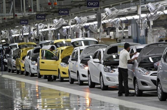 Hyundai Motor Car sales vehicle production car exports
