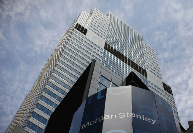 Morgan Stanley world GDP world economy global economy
