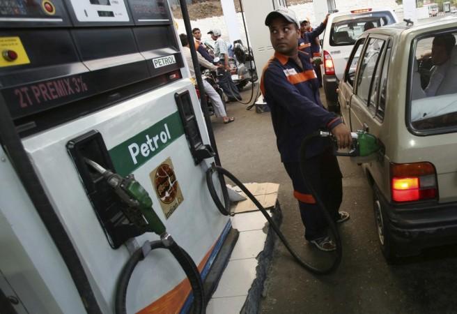 Indian Oil Corporation Petrol prices petrol price hike IOC