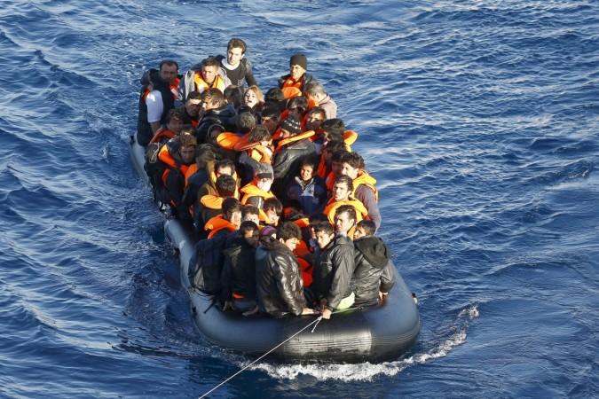 EU Turkey deal for refugee crisis
