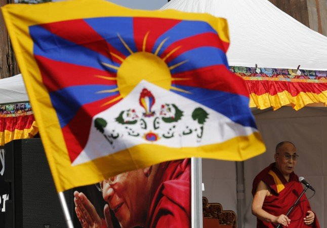 Tibetan election
