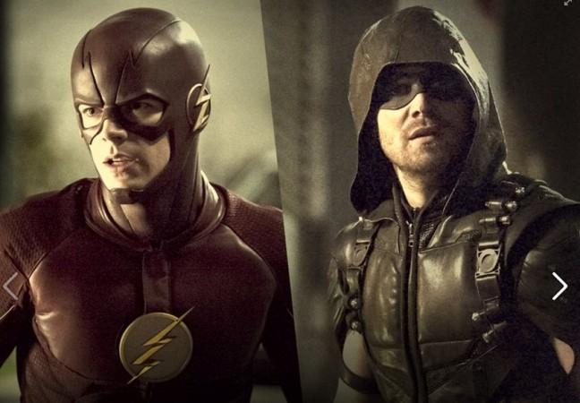 The Flash and Arrow