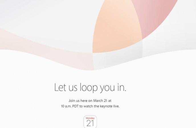 Apple Spring Event 2016: iPhone SE, iPad Pro 9.7-inch round-up