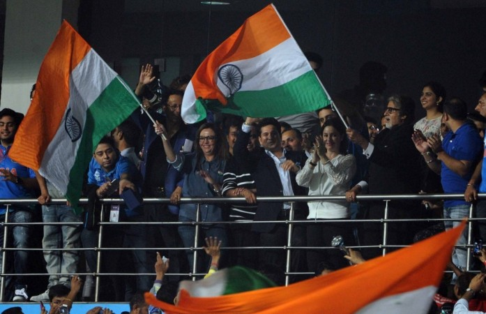 Amitabh Bachchan, Sachin Tendulkar rejoice India's win over Pakistan