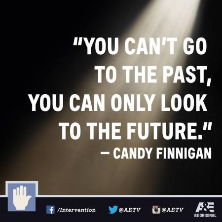 Interventionist Candy Finnigan's quote