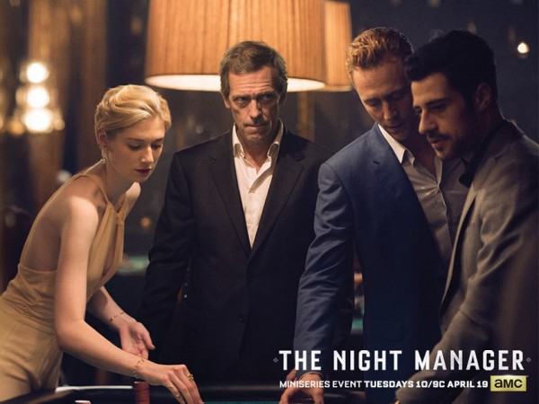 Cast of 'The Night Manager'