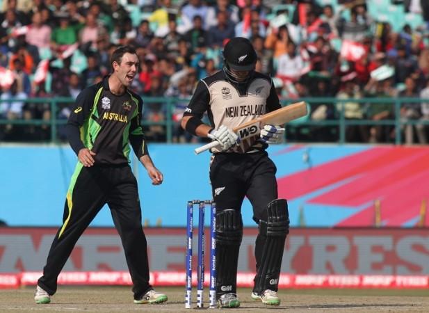 Australia Maxwell Anderson New Zealand World T20