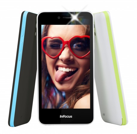 InFocus launches Bingo 10 with 5MP selfie camera, Android Marshmallow and more for Rs 4,299