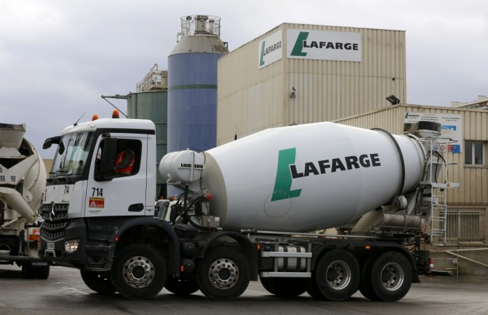 Lafarge India sale cement plants