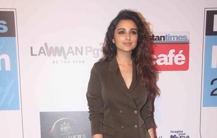 Parineeti Chopra at the HT Most Stylish Awards 2016
