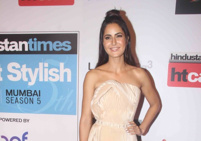 Katrina Kaif at the HT Most Stylish Awards 2016