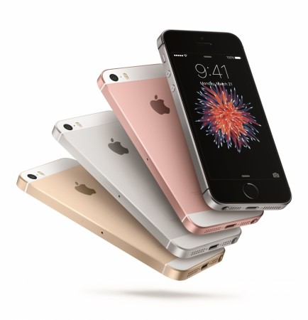 Apple iPhone SE unveiled