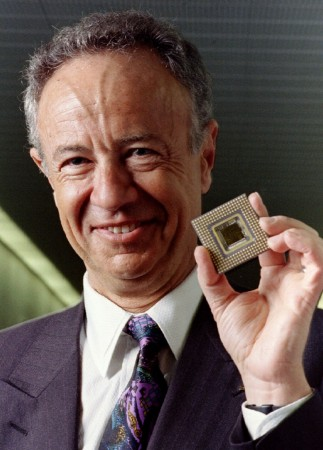Silicon Valley legend Andrew Grove dies aged 79