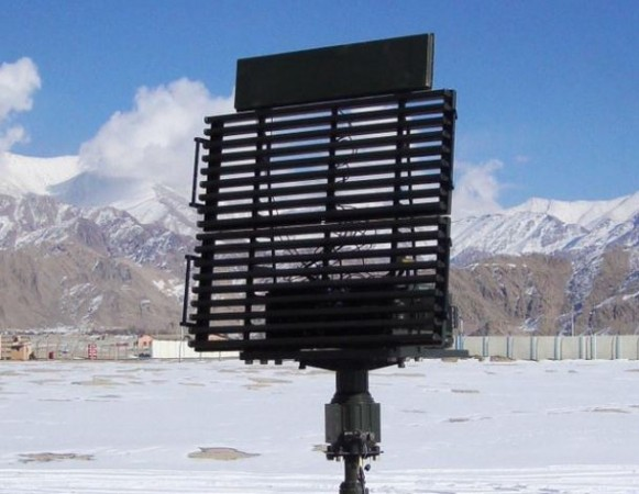 DRDO radars
