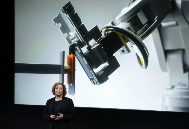 Apple's Liam robot