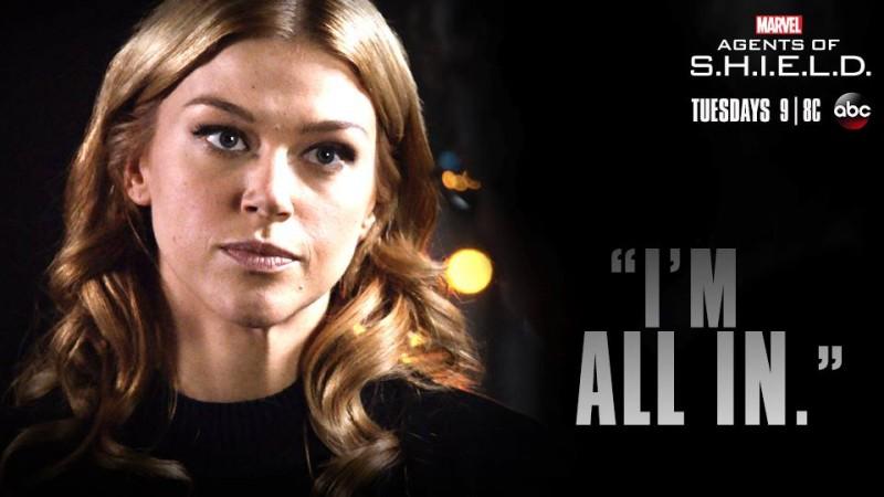 Adrianne Palicki as Agent Bobbi Morse