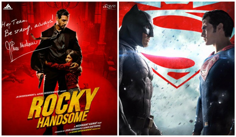 Rocky Handsome, Batman v Superman