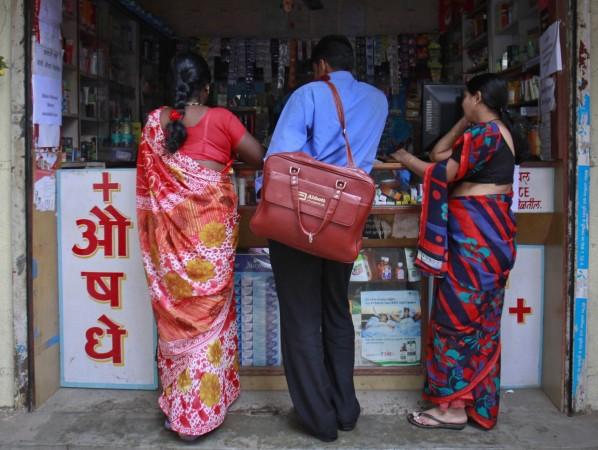 Indian drug store