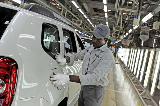 Renault-Nissan plant in Chennai