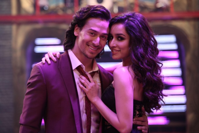 """First look of """"Baaghi"""" song,""""Let's Talk About Love"""""""