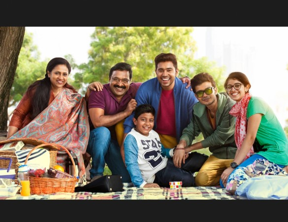 Jacobinte Swargarajyam Family Song