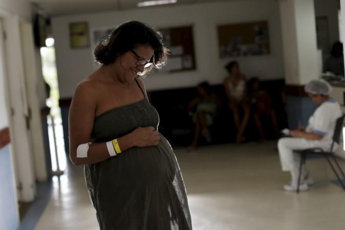 Zika pregnant women