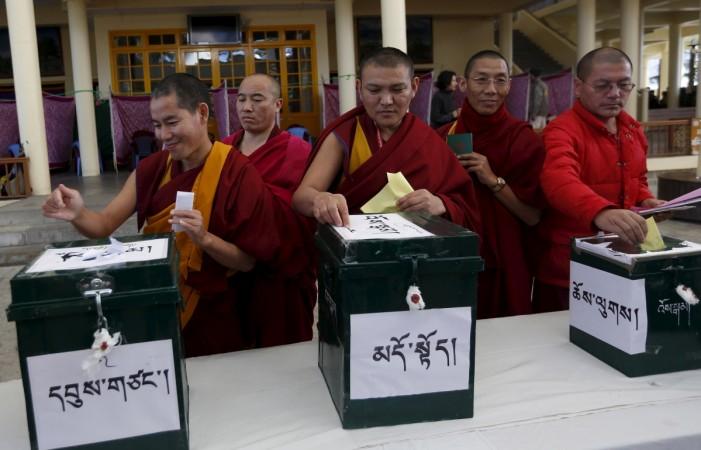 Tibet election
