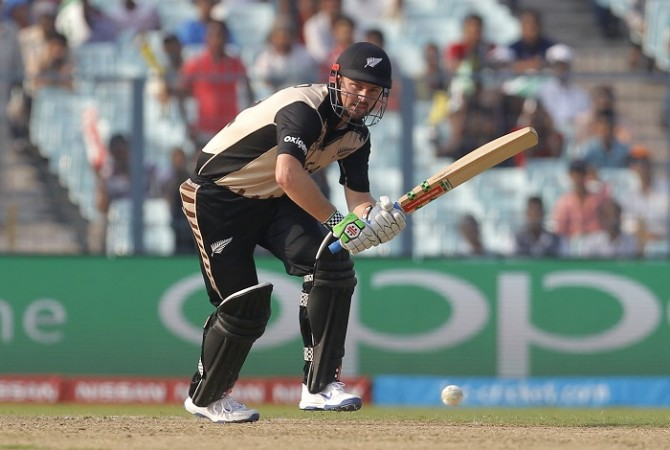 Colin Munro New Zealand World T20 2016