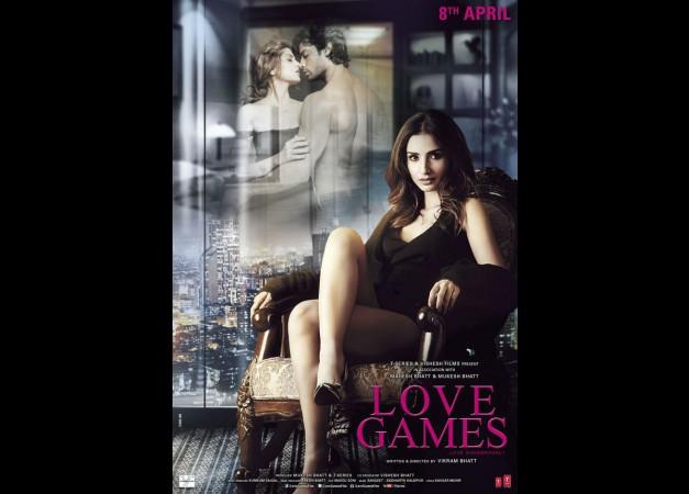 Patralekha in 'Love Games'
