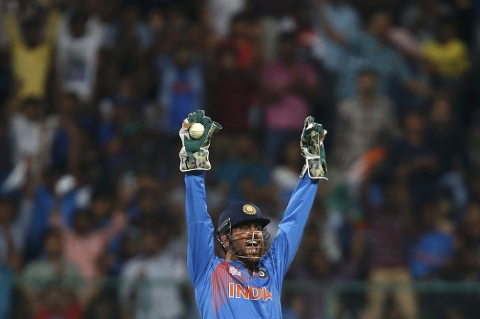 MS Dhoni India World T20 2016