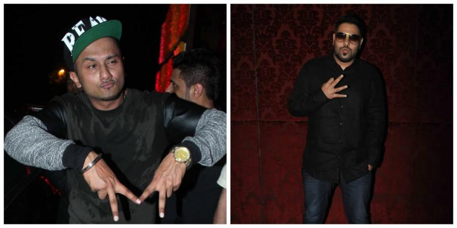 Honey Singh and Badshah