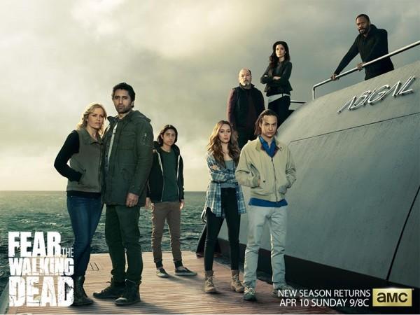 'Fear the Walking Dead' Season 2 cast
