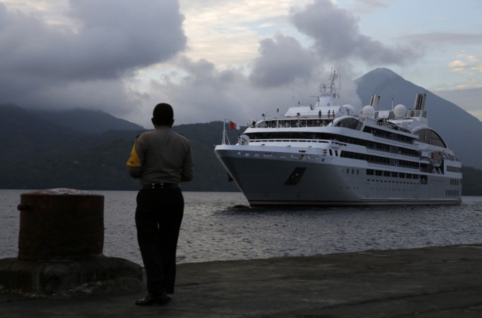 Indonesia ship