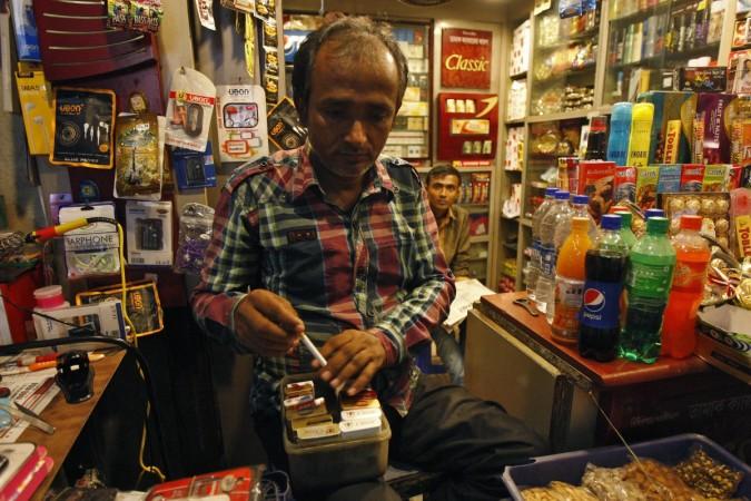 tobacco shops India,