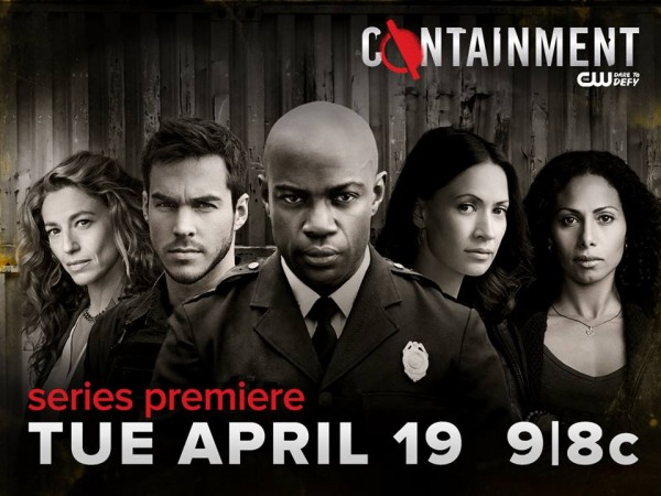Cast of 'Containment'