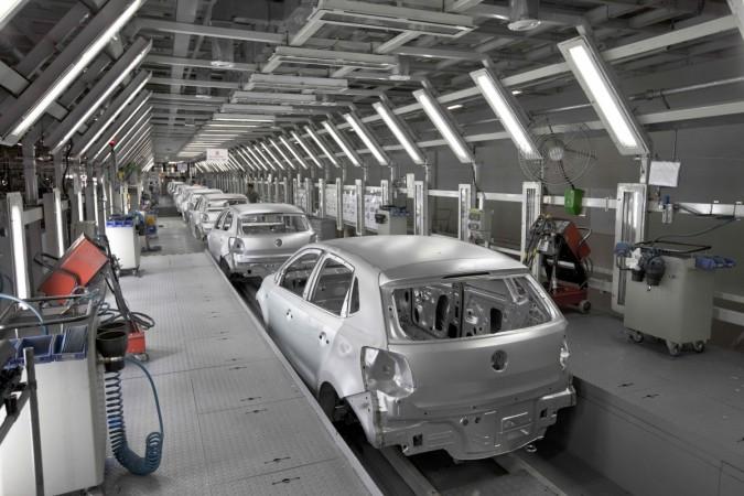 Volkswagen Pune plant