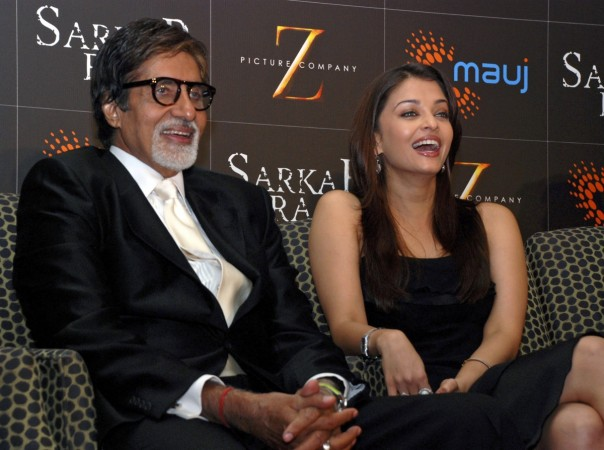 Aishwarya Rai Bachchan praises Amitabh Bachchan on his National Award win