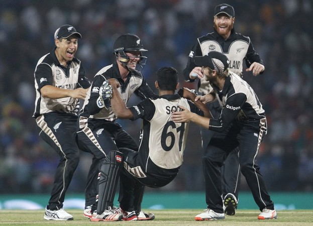 New Zealand World T20 2016