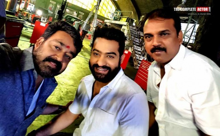 Mohanlal, Junior NTR and Koratala Siva